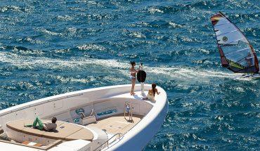 22/04/2015, Porquerolles Island (FRA,83), Heesen Yachts, M.Y. ASYA