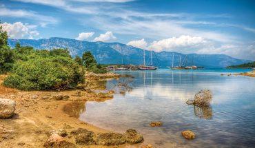 Sedir Island, Marmaris